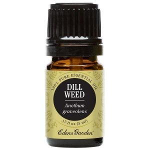 Edens Garden Bottle of Dill Weed Essential Oil