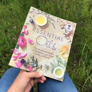 essential oils book