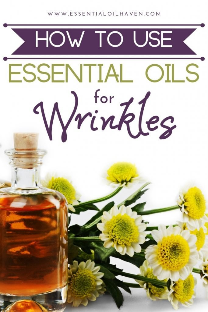 how to use essential oils for wrinkles