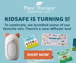 BRAND NEW KidSafe Diffuser and Sets, Available NOW at Plant Therapy! Shop Now and Save!