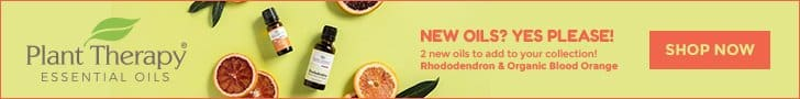 Check Out Plant Therapy's Rhododendron and Organic Blood Orange Oils, Available Now!