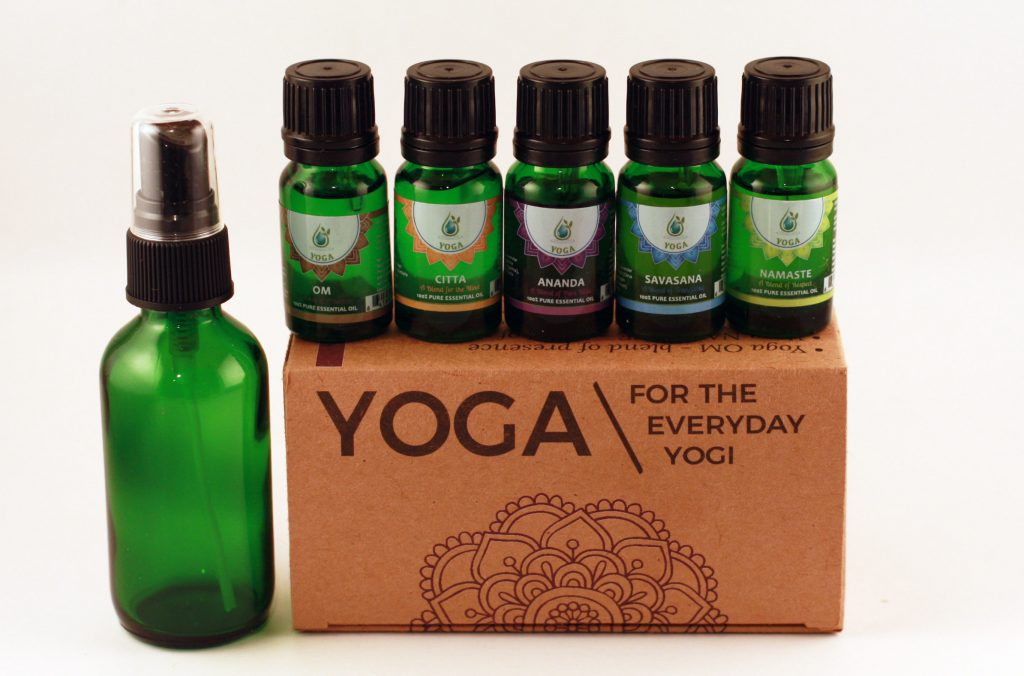 Jade bloom Yoga Spray kit