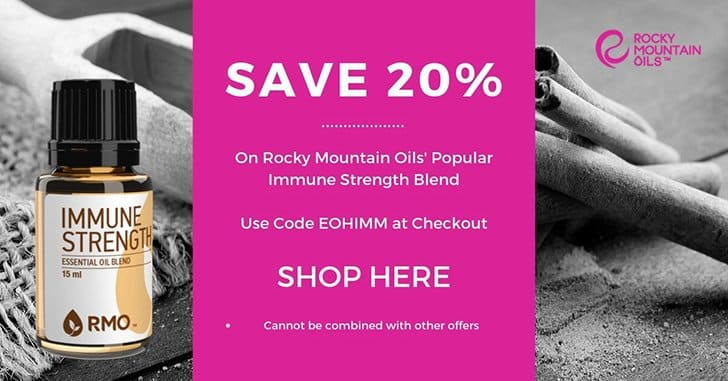 rocky mountain essential oils immune strength blend on sale