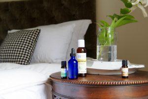 essential oils under eye night serum DIY
