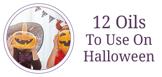 12 Essential Oils to Use On Halloween