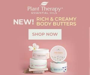 Shop the NEW Rich and Creamy Body Butters, Only at Plant Therapy!