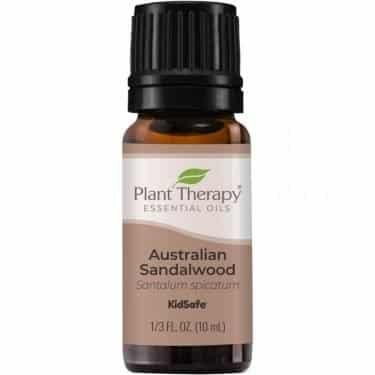 Australian Sandalwood Essential Oil