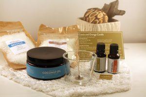 aromatherapy candle making ingredients