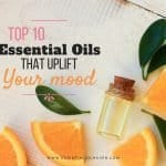 uplifting essential oils