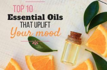 uplifting essential oils