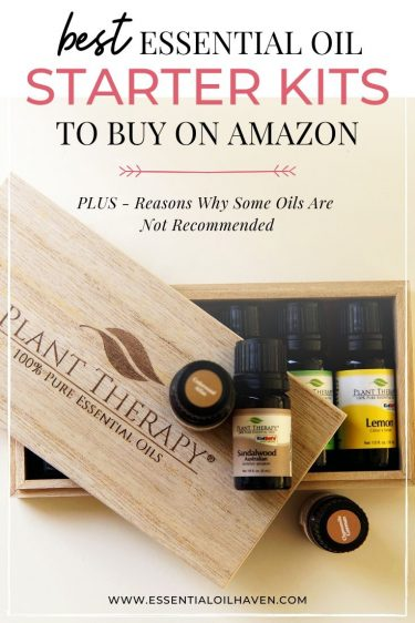 amazon essential oil starter kits