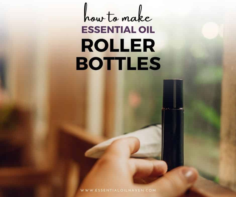 recipe for making roller bottles