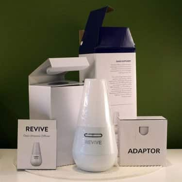 REVIVE diffuser reviewed