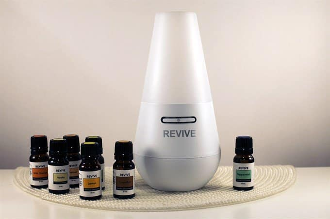 REVIVE oasis diffuser review