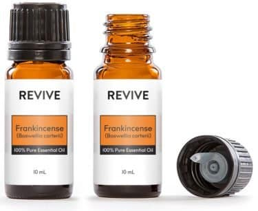 Frankincense essential oil from REVIVE