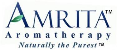amrita essential oils company logo
