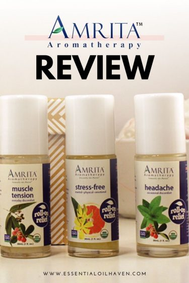 amrita essential oils review