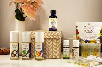 amrita aromatherapy essential oils brand review