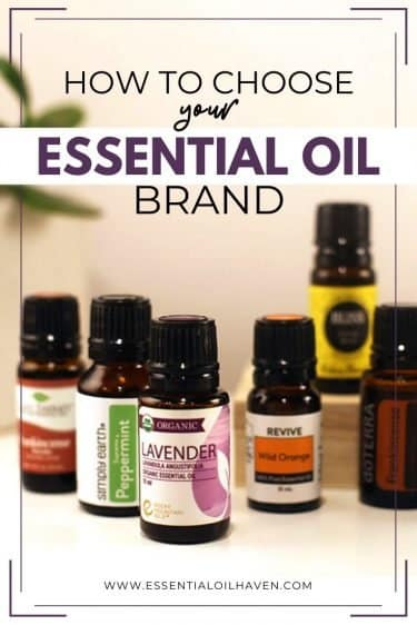 reviews to help you choose the best essential oil brand