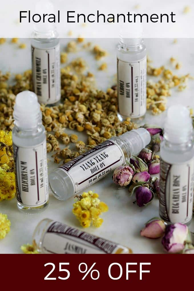 product special from mountain rose herbs essential oils