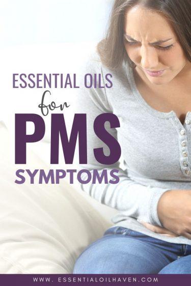 essential oils for PMS