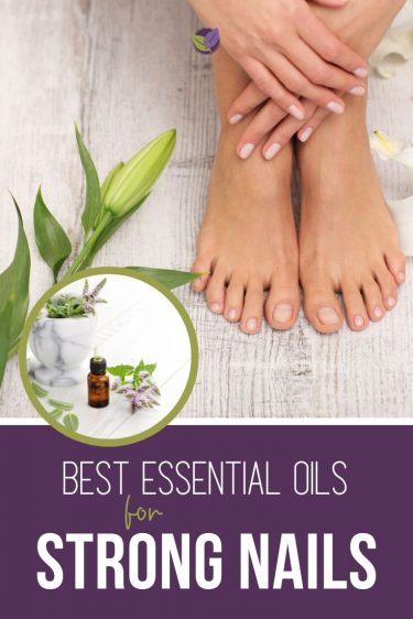 best essential oils for strong nails