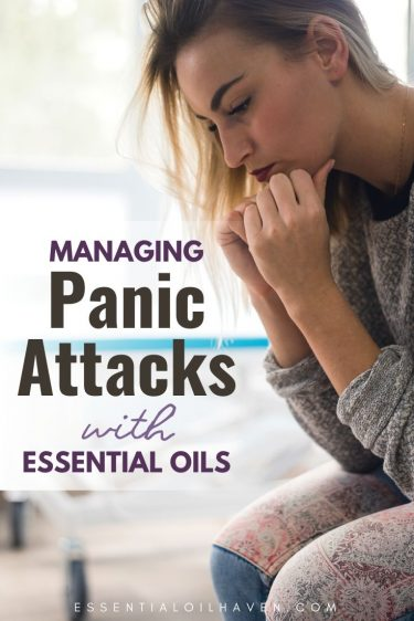 essential oils to manage panic attacks