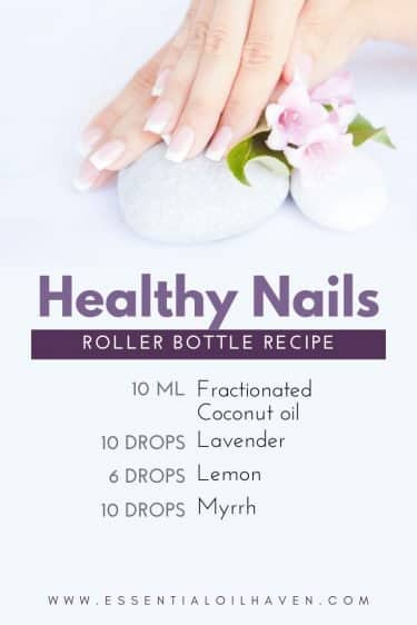 healthy nails roller bottle recipe