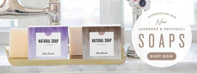 Natural Bar Soaps from Edens Gardens
