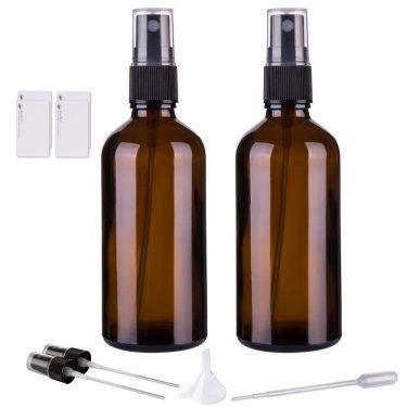 4 oz spray bottle for essential oil mist
