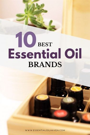 top 10 essential oil company reviews