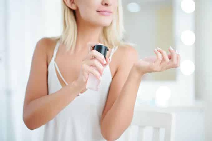 essential oils diy body mist