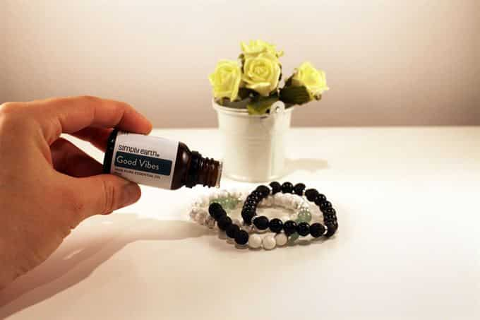 how to add essential oil to diffuser bracelet