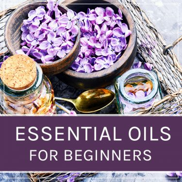 essential oils help learning for beginners