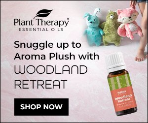 Now Available: NEW AromaPlush Pals, Only at Plant Therapy!
