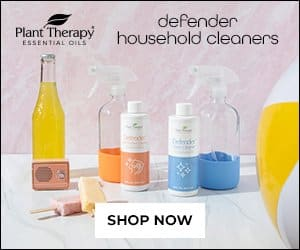 NEW Defender Household Cleaner from Plant Therapy