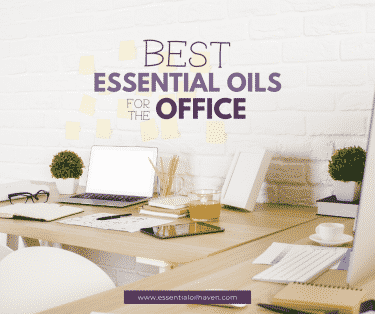 essential oils for the office and at work