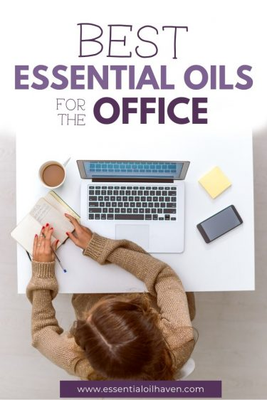 essential oils for work
