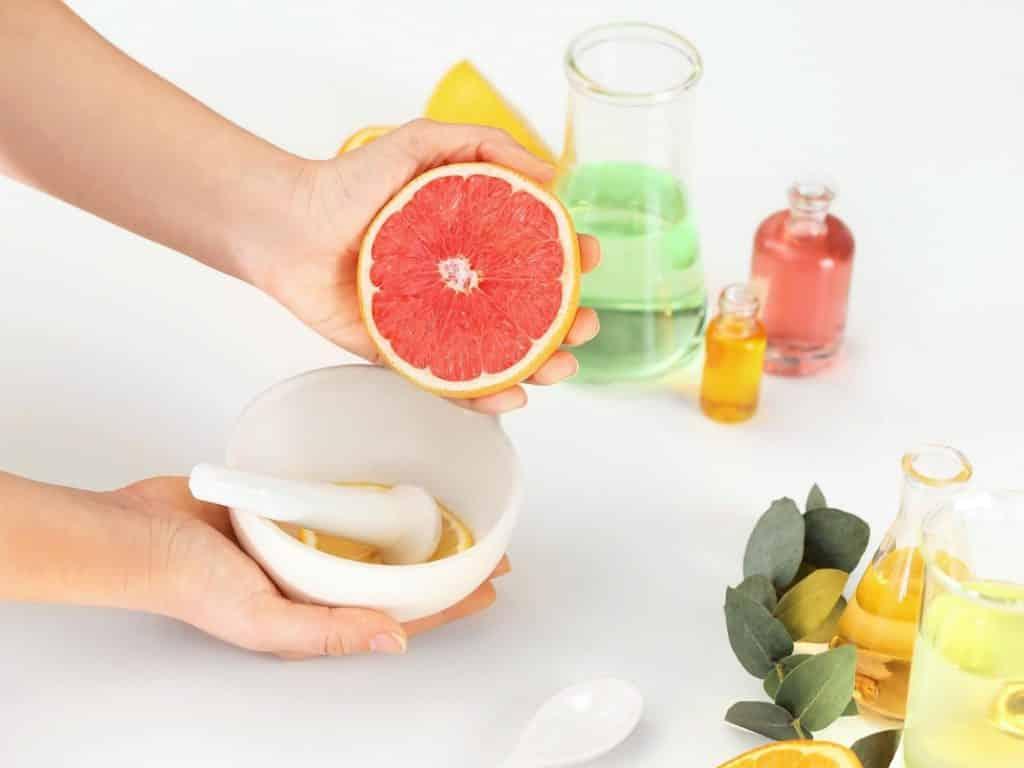 citrus oils DIY