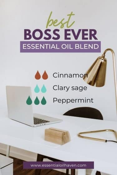 diffuser blends for the office work