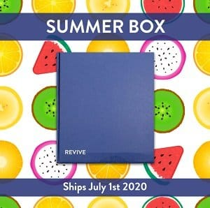 REVIVE summer box