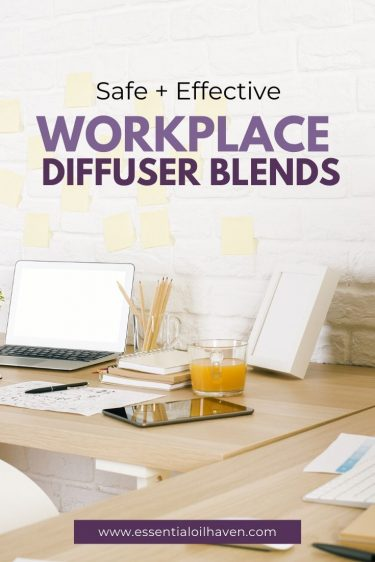 best workplace diffuser blends