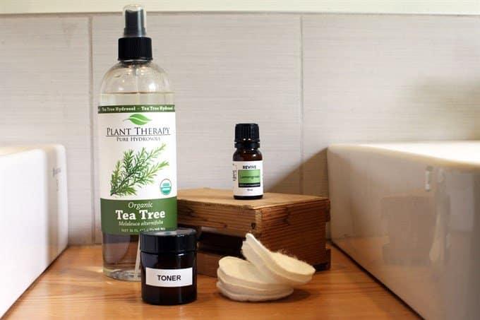 Lemongrass Benefits as a Skin Toner