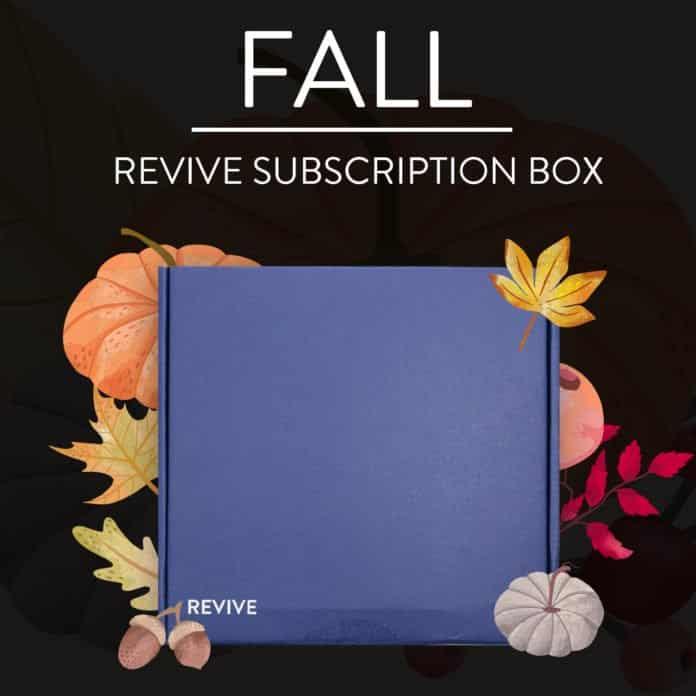 REVIVE summer box