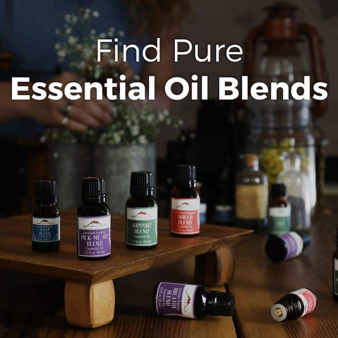 mountain rose herbs NEW essential oil blends