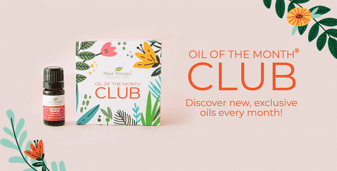 Oil of the Month Club from Plant Therapy