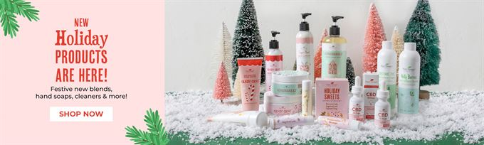 Shop Plant Therapy Holiday Products HERE