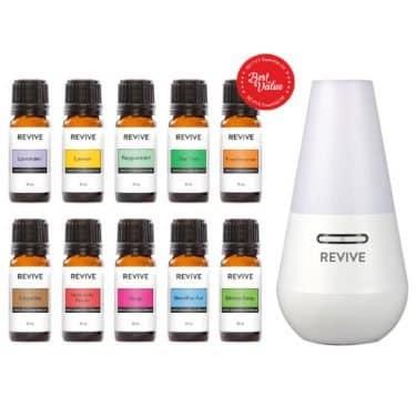 best value essential oil starter kit