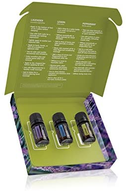 doterra introductory essential oils kit