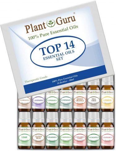 plant guru top 14 oil set